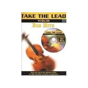 Take the Lead Big Hits Book & CD Violin (9781843287674) Books