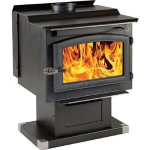 Vogelzang The Performer Wood Stove, Model# TR009 Home
