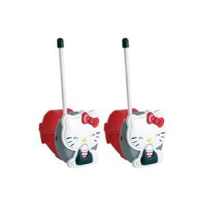 Hello Kitty Bracelet Walkie Talkie Set  Toys & Games