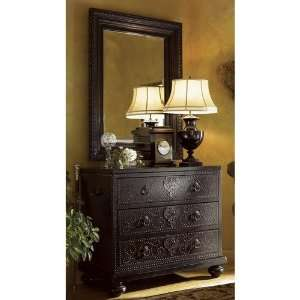 Tommy Bahama Home Kingstown Tortola Chest with Fairpoint Mirror
