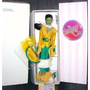 Tonner Wizard of Oz EMERALD CITY COSMOPOLITAN Witch Doll 16 From 2006