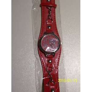 Hello Kitty Ladies Leather Wrist Watch