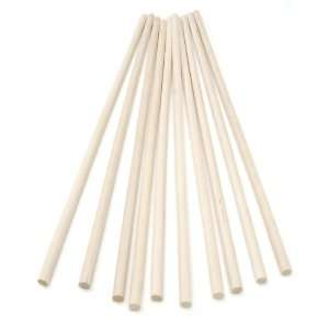 Natural Wood Craft Dowel Rod, 1/4 Inch: Arts, Crafts & Sewing