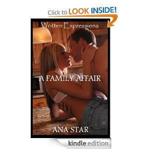 Family Affair (Written Expressions, LLC): Ana Star: