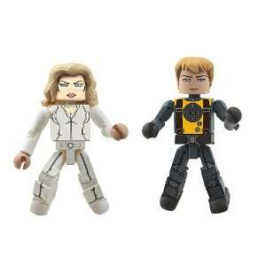 Marvel Minimates XMen First Class Exclusive Mini Figure