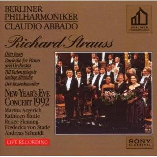 Richard Strauss ~ New Years Eve Concert Berlin 1992