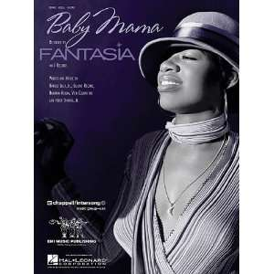 Fantasia Baby Mama Sheet Music: Everything Else