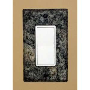 Bianco Kinowa Granite, Decora / GFI Switch Plate Cover