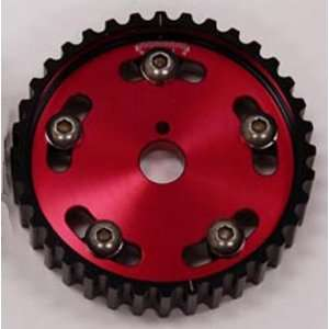 OBX Red Adjustable Cam Gear   Toyota 4A GE Exhaust (16