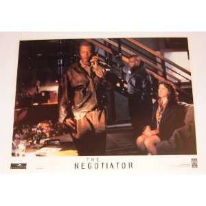 THE NEGOTIATOR Movie Poster Print   11 x 14 inches   Kevin Spacey
