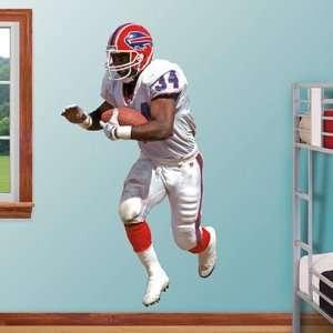 Thurman Thomas Buffalo Bills NFL Fathead REAL.BIG Wall Graphics
