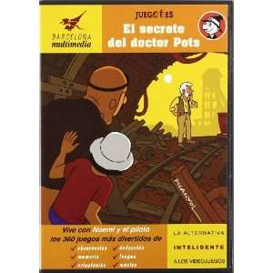 El secreto del Doctor Pots/ The Secret of Doctor Pots (Spanish Edition