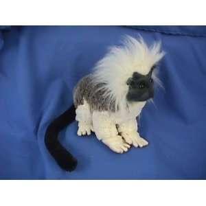 14 Cotton Top Tamarin Monkey Plush Stuffed Animal Toy