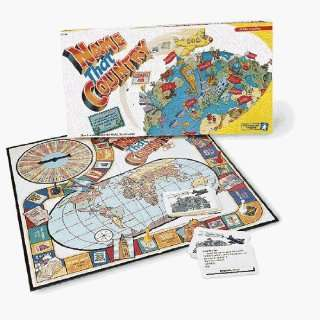 Game Tables And Games Board Games Name That Country: Sports & Outdoors