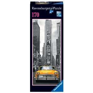 Ravensburger New York Taxi 170 Piece Puzzle Toys & Games