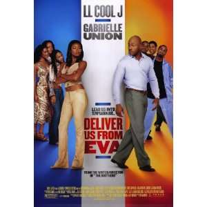 Deliver Us from Eva Movie Poster (11 x 17 Inches   28cm x