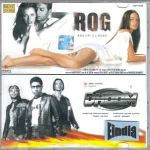 Songs From Films Rog / Dhoom [Cd]: Music