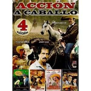 SANGRE DE JINETE/UNA SOTA Y UN CABALLO/PATRULLA DE RURALES: Movies