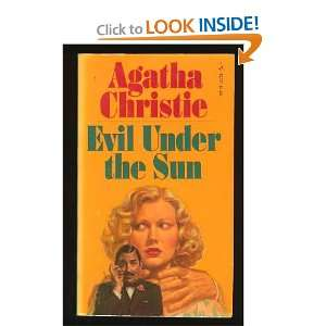 Evil Under the Sun (9780671822606) Agatha Christie Books