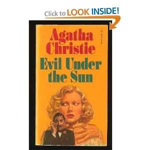 Evil Under the Sun (9780671822606) Agatha Christie Books