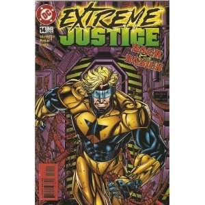 Extreme Justice #14 March 1996 Washington Books
