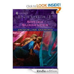Sheikh Surrender (Harlequin Intrigue): Jacqueline Diamond: