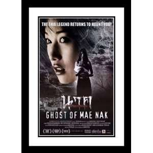 Ghos of Mae Nak 20x26 Framed and Double Maed Movie Poser   Syle A
