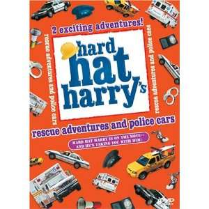 Hard Ha Harry Rescue Advenures and Police Cars Hard Ha