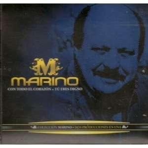 Con Todo El Corazon Cd Marino: Stanislao Marino: Music