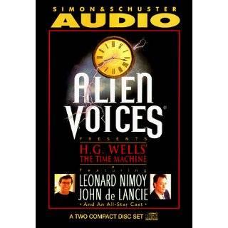 Alien Voices: Time Machine (Cd) (Alien Voices …