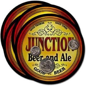Junction, TX Beer & Ale Coasters   4pk: Everything Else