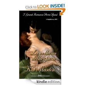 La collana della sposa (Italian Edition) Kat Martin