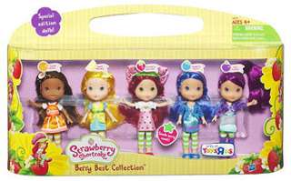 Strawberry Shortcake Berry Best Collection Doll Set   Hasbro   Toys