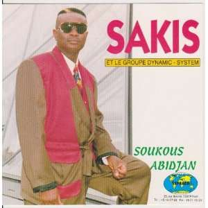 Soukous Abidjan: Sakis: .co.uk: Music