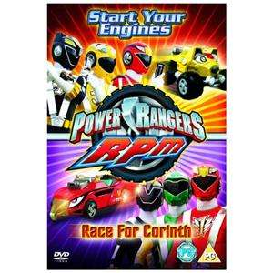 Play   Buy Power Rangers RPM Volume 1 & 2 Double Pack (2 Discs
