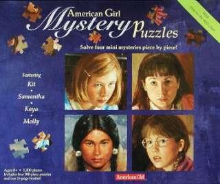 American Girl Mystery Jigsaw Puzzles 1200 Pieces NIB