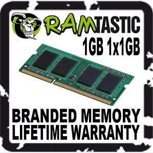 1GB RAM MEMORY UPGRADE FOR MSI WIND U135DX U135 DX