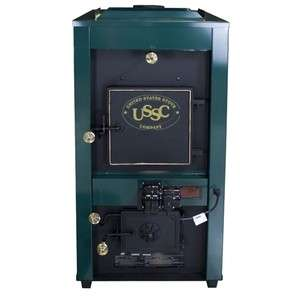 Company 1802G Wood / Coal Burning 218000 BTU Furnace (3600 sq ft