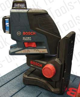 Bosch GLL 3 80P Cross Line Laser Level Like DW087 DW087K DW088 DW088K