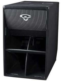 Cerwin Vega JE36C 18 Inch Folded Horn Junior Earthquake Bass Subwoofer