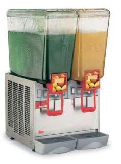 Cecilware 20/2PD Bubbler Type Cold Beverage Dispenser