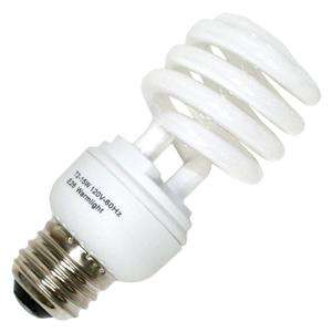 Hikari 00528 15WT2TWIST/DIM Dimmable Compact Fluorescent Light Bulb at