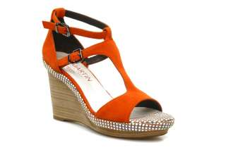 Nabou by JB MARTIN (Orange)  Sarenza UK  Your Sandals Nabou JB