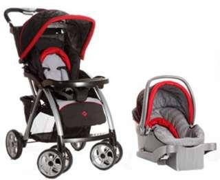 Safety 1st Saunter Luxe Travel System Stroller   Black 884392560621