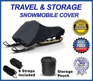 Snowmobile Cover Ski Doo Summit Everest 800R 2011
