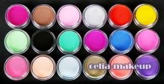 9W UV white dryer lamp 24 color Acrylic Powder Nail Art Kit gel tools
