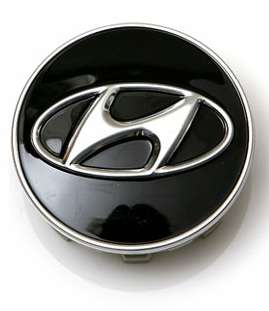Hyundai Genesis Coupe OEM Wheel Center Caps Genuine OEM Parts