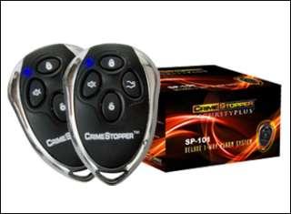 CrimeStopper SP 101 Universal Car Alarm Security System Crime Stopper