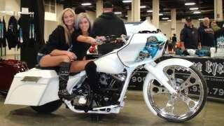 Custom Motorcycle Wheel Rim 4 Harley Bagger Touring Dresser