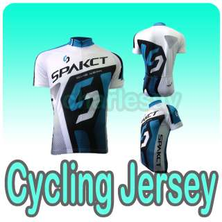 Mens Short Sleeve Cycling Biking Jersey Bicycle Shirt